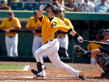 Minnesota Twins v Pittsburgh Pirates, BRADENTON, FL - MARCH 02: Ryan Doumit Photographic Print by J. Meric