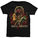 Slayer - Hell Awaits T-paidat