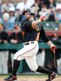 Arizona Diamondbacks v San Francisco Giants, SCOTTSDALE, AZ - FEBRUARY 25: Cody Ross Photographic Print by Rob Tringali