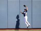 Colorado Rockies v San Diego Padres, PEORIA, AZ - MARCH 02: Eric Patterson Photographic Print by Harry How