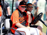 Minnesota Twins v Baltimore Orioles, SARASOTA, FL - MARCH 03: Buck Showalter Photographie par J. Meric
