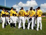 Minnesota Twins v Pittsburgh Pirates, BRADENTON, FL - MARCH 02 Photographic Print by J. Meric