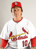 St. Louis Cardinals Photo Day, JUPITER, FL - FEBRUARY 24: Tony La Russa Photographic Print by Mike Ehrmann