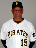 Pittsburgh Pirates Photo Day, BRADENTON, FL - FEBRUARY 20: Luis Silverio Photographic Print by J. Meric