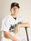 Florida Marlins Photo Day, JUPITER, FL - FEBRUARY 23: Chris Coghlan Photographic Print by Mike Ehrmann