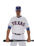 Texas Rangers Photo Day, SURPRISE, AZ - FEBRUARY 25: Kevin Cash Photographie par Jonathan Ferrey