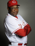 Cincinnati Reds Photo Day, GOODYEAR, AZ - FEBRUARY 20: Dusty Baker Photographic Print by Rob Tringali