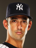 New York Yankees Photo Day, TAMPA, FL - FEBRUARY 23: Jorge Posada Photographic Print by Al Bello