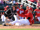 Chicago White Sox v Cincinnati Reds, GOODYEAR, AZ - MARCH 02: Danny Dorn and Jared Price Photographic Print by Norm Hall