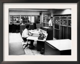 Computers at the 'Laboratory of Tomorrow,' 1964 Prints