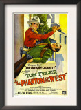 Phantom of the West, Tom Tyler, 1931, Chapter 6: the Canyon of Calamity Art