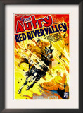 Red River Valley, Gene Autry, 1936 Posters