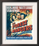 The Forest Rangers, 1942 Posters