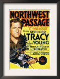 Northwest Passage, 1940 Poster