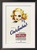 Love before Breakfast, Carole Lombard, 1936 Prints