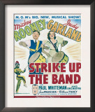 Strike Up the Band, 1940 Posters