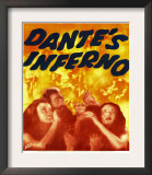 Dante&#39;s Inferno, 1935 Poster