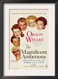 The Magnificent Ambersons, Agnes Moorehead, Dolores Costello, 1942 Posters