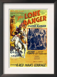 The Lone Ranger, 'Episode 6: Red Man's Courage', 1938 Prints