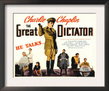 The Great Dictator, 1940 Posters