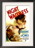 Night Waitress, Margot Grahame, Gordon Jones, 1936 Print