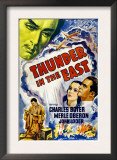Thunder in the East (Aka the Battle), John Loder, Merle Oberon, Charles Boyer, 1934 Posters