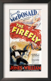 The Firefly, Jeanette Macdonald, 1937 Posters