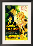 Lady for a Day, Warren William, May Robson, Guy Kibbee, 1933 Art