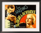 The Right to Romance, 1933 Posters