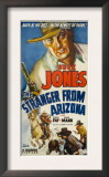 The Stranger from Arizona, Buck Jones, 1938 Posters