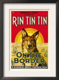 On the Border, Rin Tin Tin, 1930 Posters