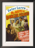 Mr. Moto in Danger Island, 1939 Print