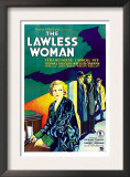 The Lawless Woman, Far Left: Vera Reynolds, 1931 Posters