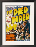 The Pied Piper, Anne Baxter, Monty Woolley, Roddy Mcdowall, 1942 Poster
