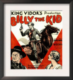 Billy the Kid, 1930 Posters