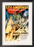 Spy Smasher, Kane Richmond in &#39;Chapter 1: America Beware&#39;, 1942 Prints
