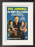 The Way of All Flesh, 1927 Posters