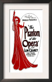 The Phantom of the Opera, 1925 Print