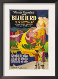 The Blue Bird, Poster Art, 1940 Prints