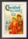 Cheating Blondes, 1933 Prints