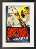 Tarzan's New York Adventure, 1942 Art