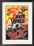 Ride &#39;Em Cowboy, Buck Jones, 1936 Prints