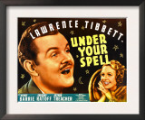 Under Your Spell, Lawrence Tibbett, Wendy Barrie, 1936 Print