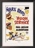 Room Service, the Marx Brothers, 1938 Posters