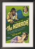 The Horror, Poster Art, 1932 Posters