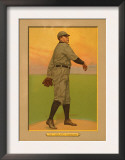 Cy Young, 1911 (T3) Turkey Red Cabinets Trading Card Print