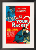 What&#39;s Your Racket, Regis Toomey, 1934 Posters