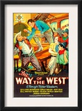 Way of the West, 1934 Prints