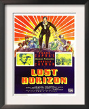 Lost Horizon, Top Center: Ronald Colman, 1937 Posters