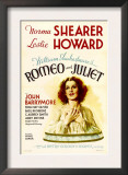 Romeo and Juliet, Norma Shearer, 1936 Prints